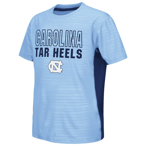 North Carolina Tar Heels Colosseum Vault Youth T-Shirt - Carolina Blue