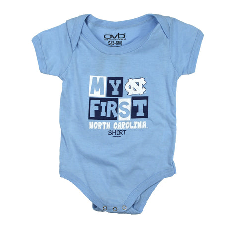 North Carolina Tar Heels First Carolina Shirt