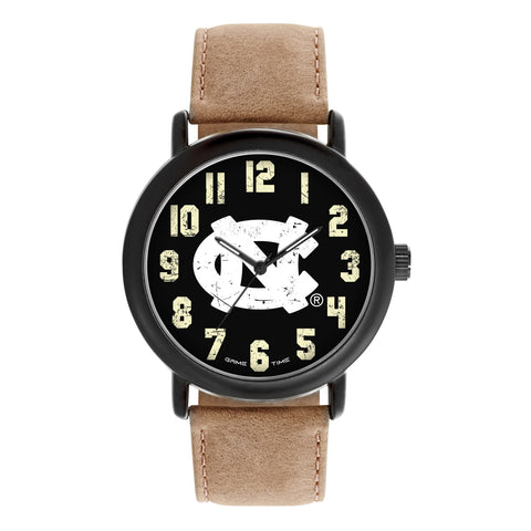 North Carolina Tar Heels Jardine Throwback Custom Men's Watch
