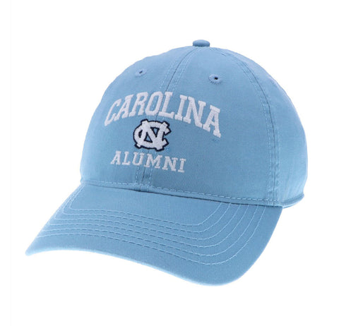 North Carolina Tar Heels Legacy Carolina Alumni Hat - Carolina Blue