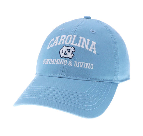 North Carolina Tar Heels Swimming and Diving Legacy Hat