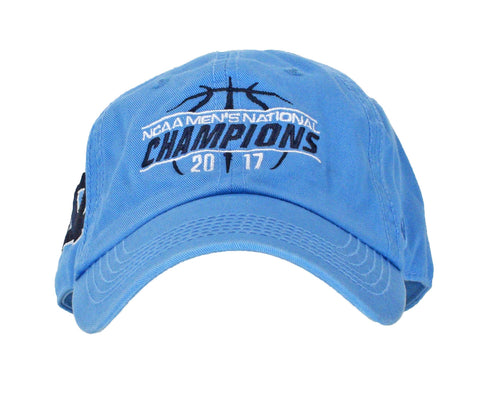 Nationals Carolina Blue Adjustable Hat
