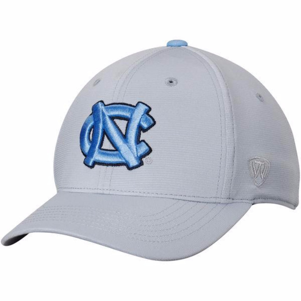 North Carolina Tar Heels Premium Collection Memory Stretch Fit Hat - White