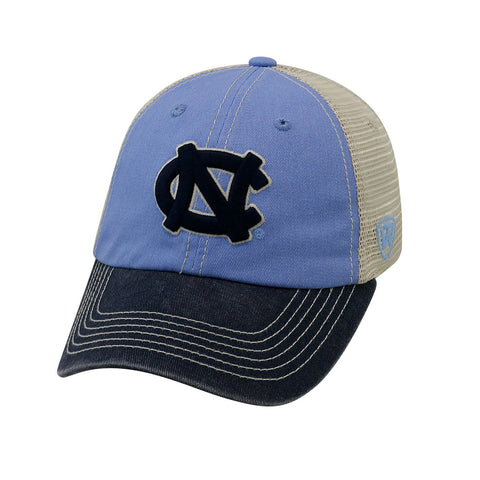 North Carolina Tar Heels Off Road Trucker Adjustable Hat