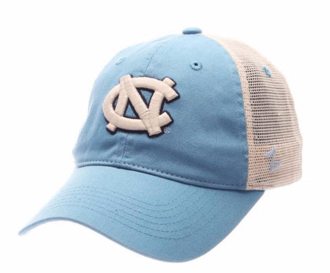 North Carolina Tar Heels Zephyr Z Style Adjustable Hat - Carolina Blue