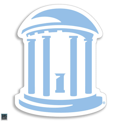 UNC Old Well Decal 3''