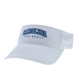 North Carolina Tar Heels Legacy Adult Tennis Visor