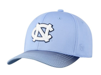 North Carolina Tar Heels Top Of The World One-Fit Two-Tone Limits