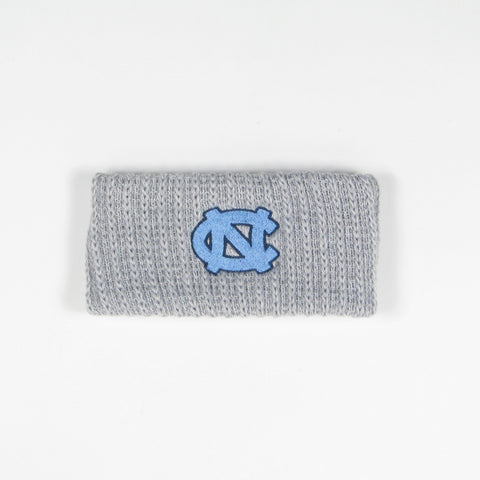 North Carolina Tar Heels Grey Knit UNC Headband