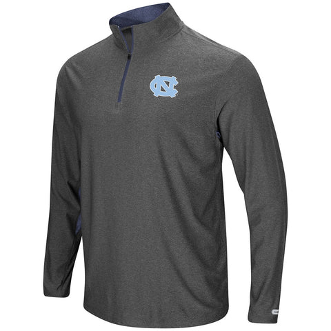 North Carolina Tar Heels Colosseum Sweet Spot 1/4 Zip Pullover - Charcoal