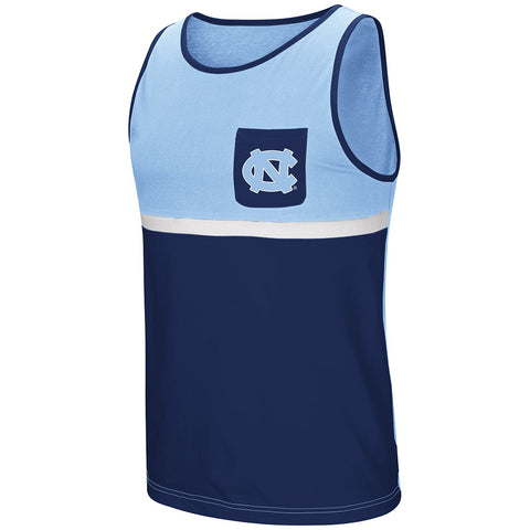 North Carolina Tar Heels Colosseum Lollygaggers Men's Tank