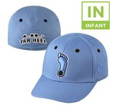 North Carolina Tar Heels Infant Cub Hat