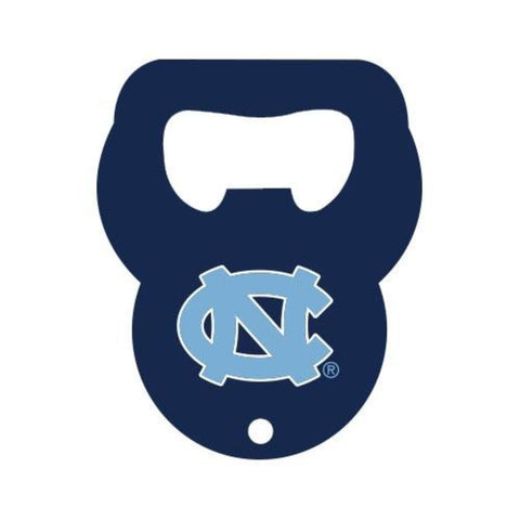 North Carolina Tar Heels JayMac Bottle Opener Keychain