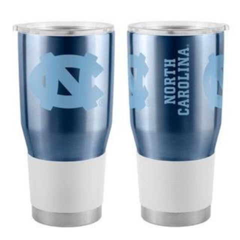 North Carolina Tar Heels Boelter 30 oz Navy UNC Travel Mug Tumbler