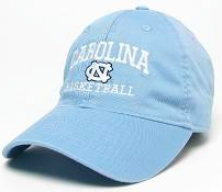 North Carolina Tar Heels Basketball Legacy Hat