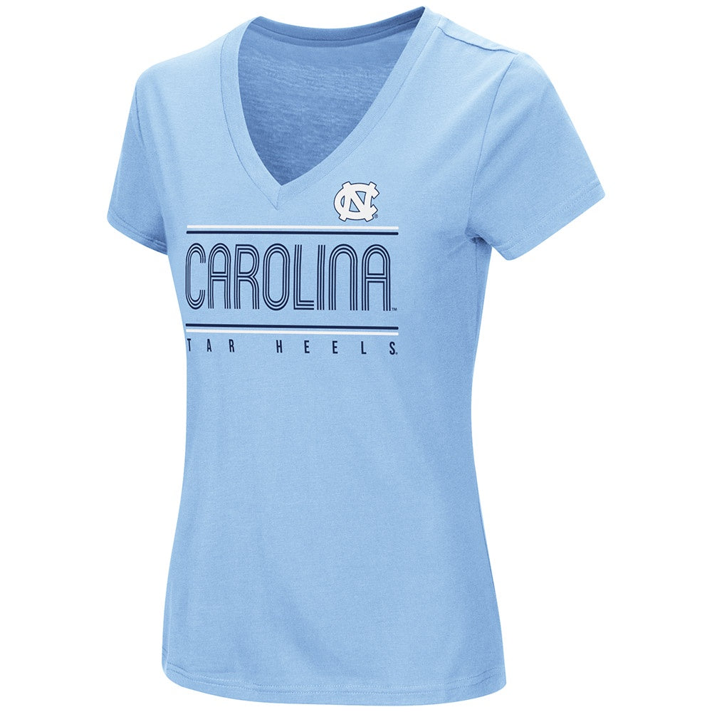 North Carolina Tar Heels Colosseum How Good Am I Women's Tee
