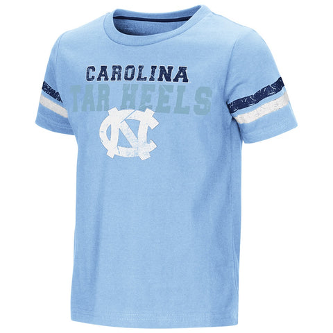 North Carolina Tar Heels Colosseum The Beast Toddler T-Shirt - Carolina Blue