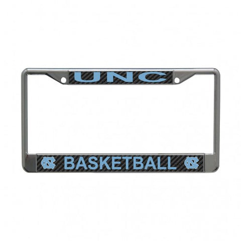 UNC Basketball License Plate Frame