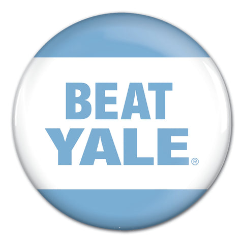 SHB Beat Yale Button