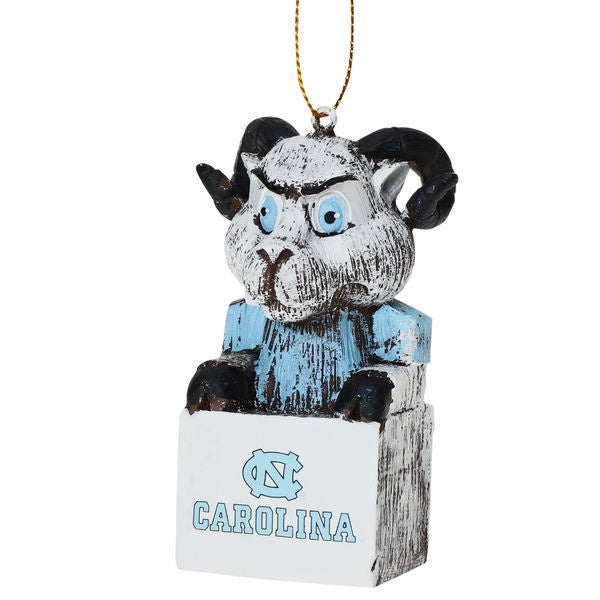 Mascot Ornament Rameses Carolina