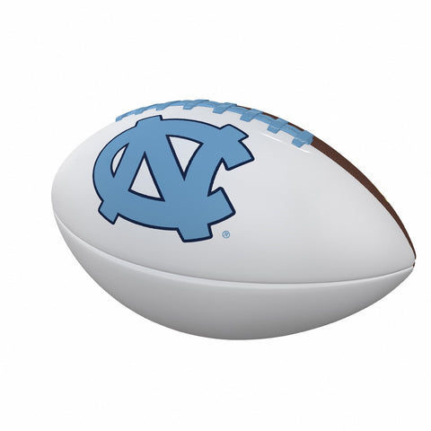North Carolina Tar Heels Logo Brands Signature Football