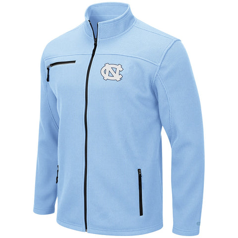 North Carolina Colosseum Mens Willie Full Zip UNC Jacket