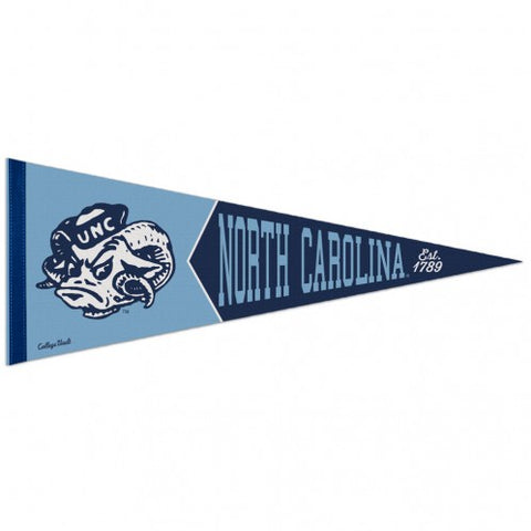 North Carolina Wincraft Premium Ram Pennant