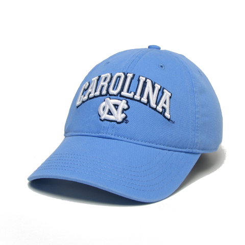 UNC Hat in Carolina Blue with Embroidered Main Event Logo