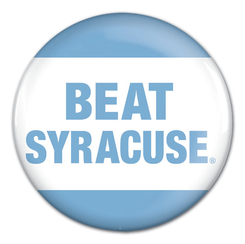 SHB Beat Syracuse Button