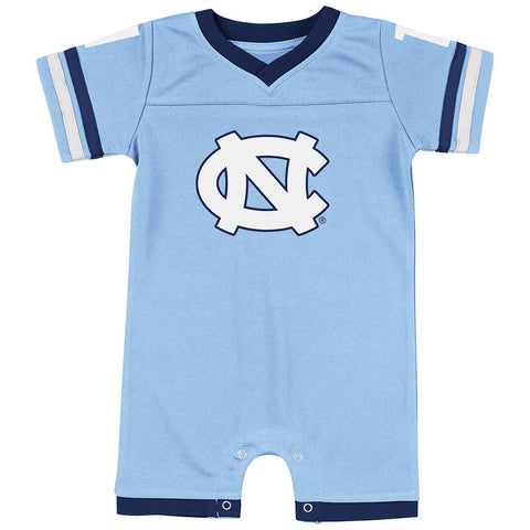 North Carolina Tar Heels Colosseum Infant Boys One Time Football Onesie