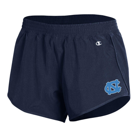 Active Navy Champions Women's UNC Workout Shorts