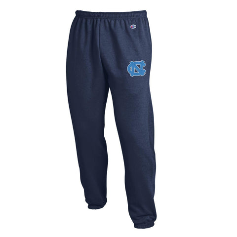 Mens Carolina Sweatpants in Navy by Champion