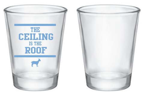 Make a Wish - Ceiling is the Roof Charitable Shot Glass