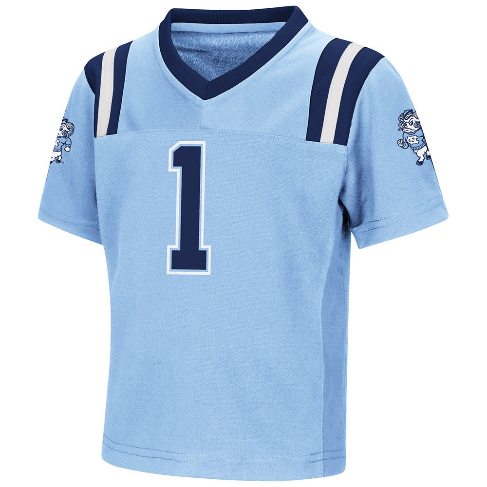 online store 75fc2 c5f6d North Carolina Tar Heels Colosseum Toddler Boys Football Jersey