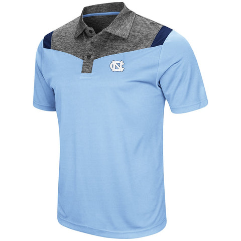 North Carolina Tar Heels Colosseum Mens Head Off Polo Shirt