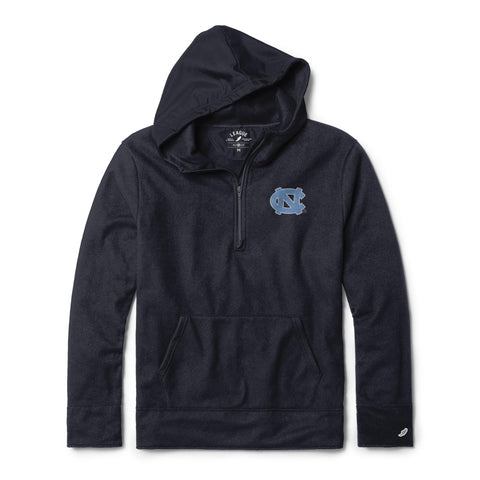 UNC Men's 1/4 Zip Pullover Fleece Hoodie - Reclaim