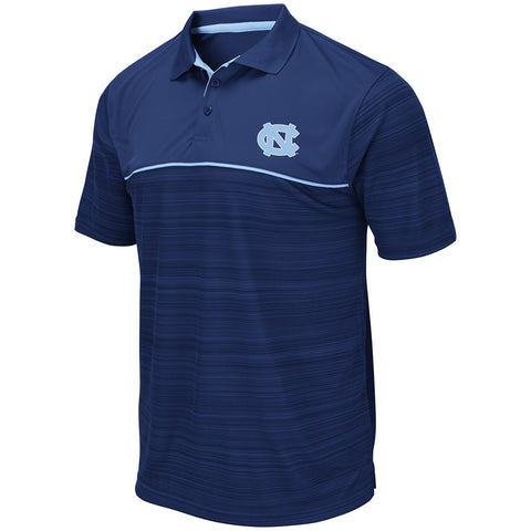North Carolina Tar Heels Colosseum Mens Levuka Polo
