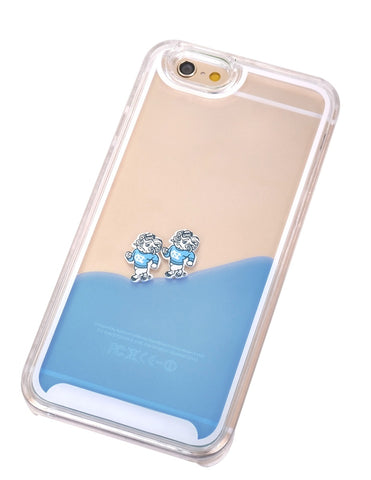 North Carolina Tar Heels Sandol UNC iPhone Case