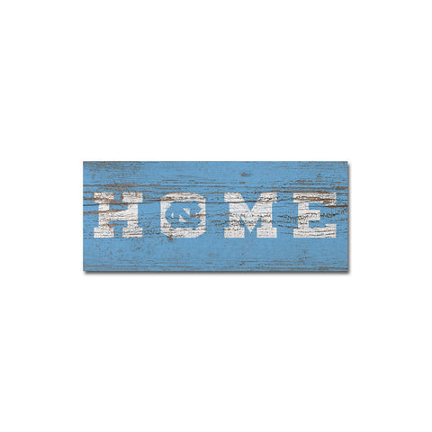 League Carolina Blue UNC Wooden Mini Table Top Stick