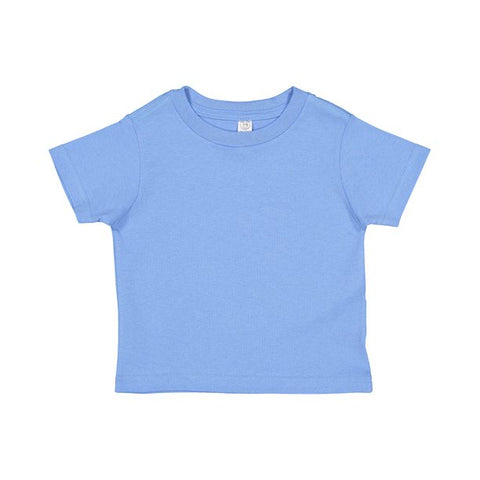 Carolina Blue Baby T-shirt Blank