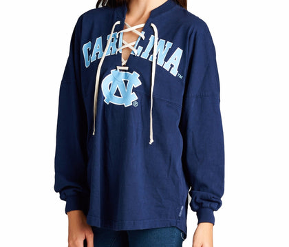 Lace Up Spirit Jersey