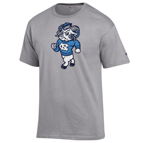 The Mascot Tee - Grey Rameses Champion Tee