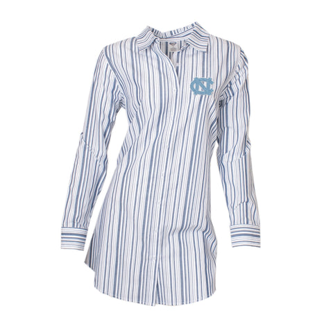 North Carolina Tar Heels Concepts Womens Nightshirt