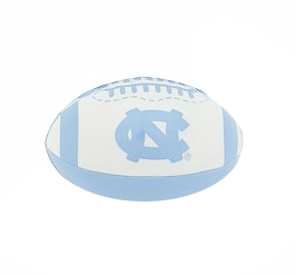 North Carolina Tar Heels Baden Mini Poly Football