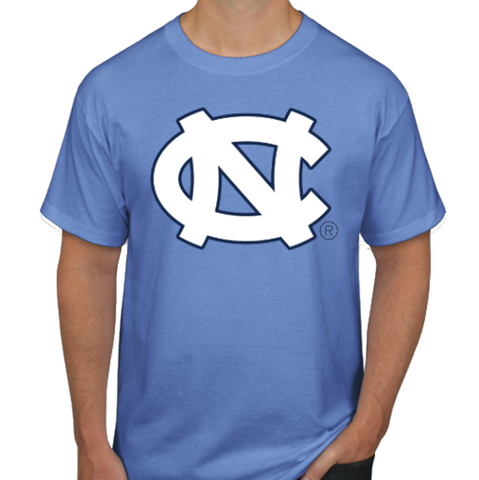 North Carolina Tar Heels Classic Game Day Carolina T-Shirt - Carolina Blue