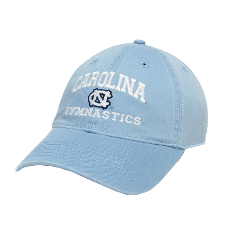 North Carolina Tar Heels Legacy Carolina Gymnastic Hat