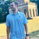 UNC Dry Fit Polo with Old Well