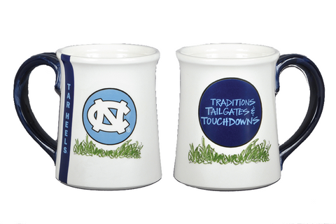 North Carolina Tar Heels Magnolia Lane Traditions 16oz Mug
