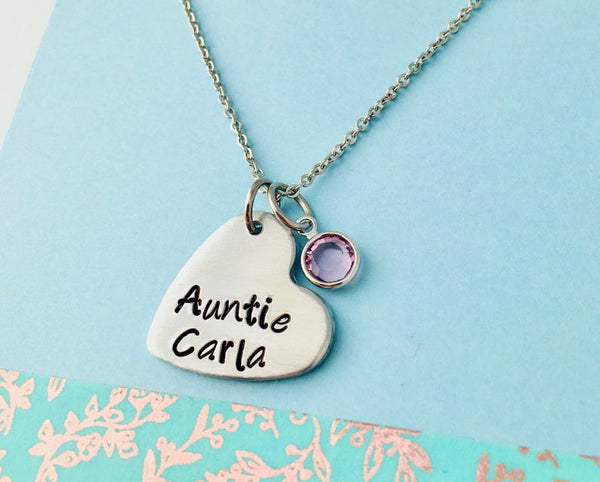 aunt necklace