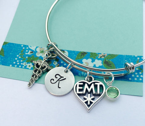 EMT Bracelet, Emergency Medical Technician